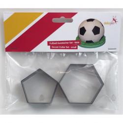 Fotboll, 2 st utstickare (086)