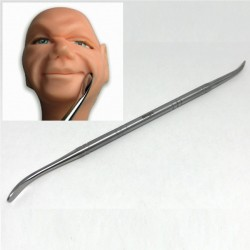 Modelleringsverktyg i metall, verktyg 6