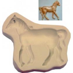 Häst (stor), silikonform