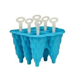 Bubbles, isglassform (silikon)