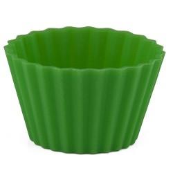 Knäckform, 40 st gröna (silikon)