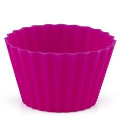 Knäckformar i rosa silikon, 40 st