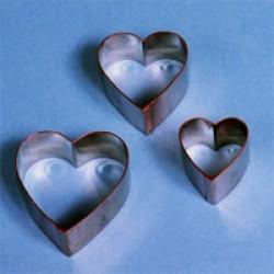 Kalla/Hjärta, 3 st