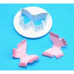 Fjäril - liten, utstickare