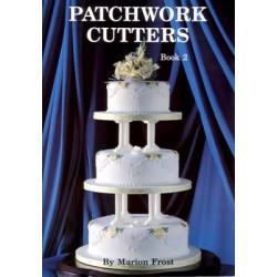Patchwork Cutters, Bok  2