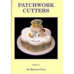 Patchwork Cutters, Bok  3