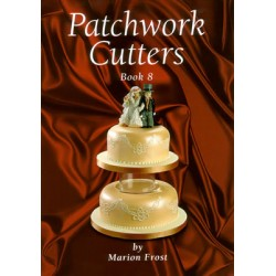 Patchwork Cutters, Bok  8