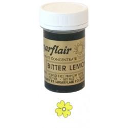 Bitter Lemon/lime, pastafärg
