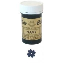 Blå, pastafärg (Navy - SC)