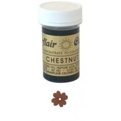 Brun, pastafärg (Chestnut - SC)