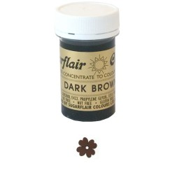 Dark Brown, pastafärg