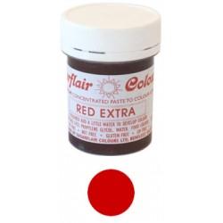 Röd, 42g pastafärg (Red Extra)