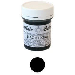 Svart, 42g pastafärg (Black Extra)