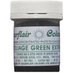 Grön, 42g pastafärg (Foliage Green Extra)