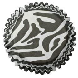 Zebra, 54 st muffinsformar