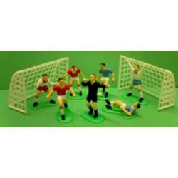 Fotboll, 9 delar